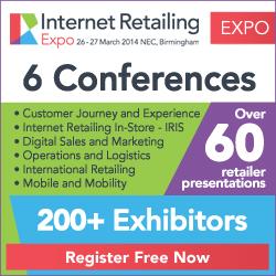 Internet Retailing Expo (IRX), Birmingham