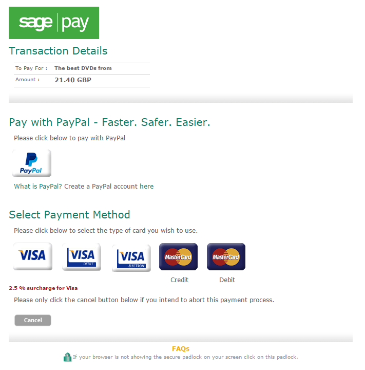 Paypal Understanding The Process Opayo