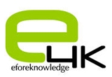 e-foreknowledge company logo
