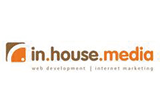 in.house.media company logo